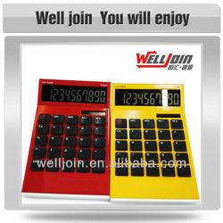 Promotional 10-Digit Desktop Calculator with Dual Power
