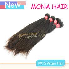 fashionable sliky straight hair cheap virgin Russian hair