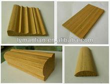 hot sell teak wood baseboard factory