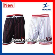 Reversible Custom Sublimated Basketball Shorts