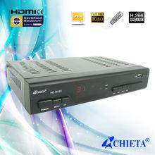 DVB-S2 Free Satellite TV Channels Decoder