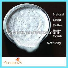 Coconut Body Scrub Massage Cream