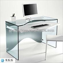 Alta calidad del vidrio templado de escritorio con ISO CCC CE
