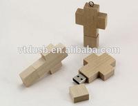 Christian USB flash drive pen disks,Woodprmotional cross wooden usb pen,Custom christian USB 2.0 Stick USB