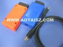 GPS OBDII Cable,OBD J1962 Diagnostic USB Connector Cable