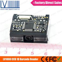 3.3V RS232 TTL LV1000 Barcode Scanner module