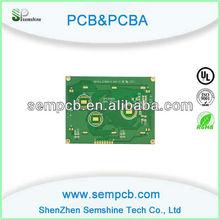 Shenzhen gold plated/gold flash/gold immersion pcb board manufacturer