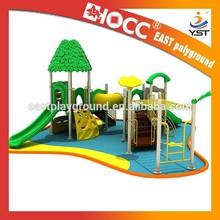 EN1176 Standard Middle School commercial Playground Equipment YST-3028B
