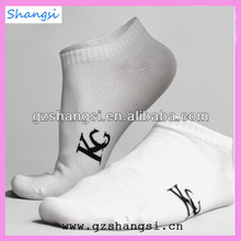 white color promotion running socks