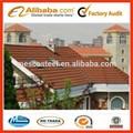 Material para techos del azulejo/hoja