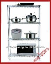 multi tier metal shelf for cheap sale