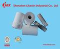 57mm rolo de papel térmico preço com núcleo de plástico branco