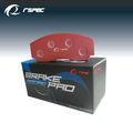 ap 4 paquímetro pote de alta performance de corrida esporte não amianto livre cerâmica disco de freio almofada