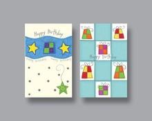 Good Printing Birthday Greeting Cards, Happy Birthday Card