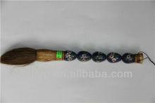 cloisonne easter egg calligraphy brush pen deoration