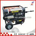 Lpg gas generator 3kw- 7kw hause power kleinen anhänger