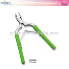 SCN005 Silicone Handle Anti-Slide Cuticle Nipper