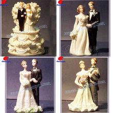 Popular Wedding Decoration, Polyresin Wedding Decoration, Resin Wedding Decoration