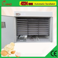 Latest Microprocessor Digital large Scale Poultry Egg Incubator Prices