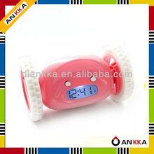 hot runaway wheel alarm clock run alarm clock