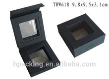high quality cardboard/plastic coin box