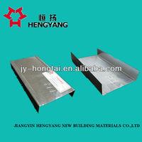 Galvanized lightgage steel joist 100 track galvanized steel manufacturer
