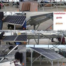 solar panel for solar system ac 5KW 220v/OEM low price solar panel 10KW 220v Factory direct sale
