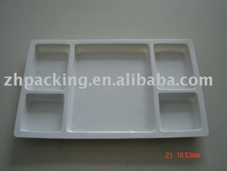 accept customized new design factory price Ps Tray with high quality