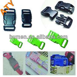 Multifunctional plastic buckles, bag plastic buckles,plastic lock buckles