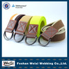 2013 Cheapest Fashion Custom Mens Canvas Belt