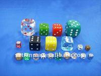 custom made/carved dice
