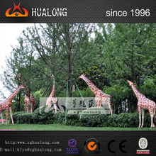 movIing robotic giraffe Artificial animal