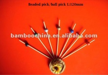 cocktail fruit bead ball pick/stick/skewer