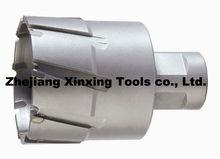 TCT weldon shank (version P) core drill bit