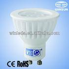 gu10 led spotlight dimmable bulb