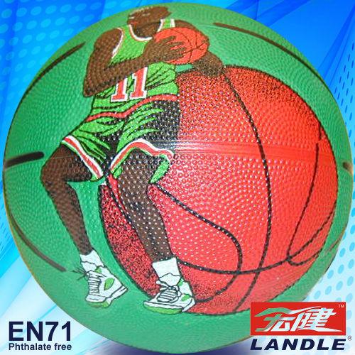 resmi boyutu en kaliteli şişme kauçuk basketbol