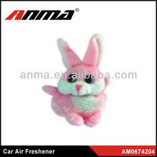 Animal dolls car air freshener,novelty car air fresheners