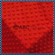 China Manufactory Of Plush Fabric