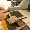 Auto Paper Cardboard Jigsaw Puzzle Die Cutting Machine