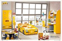 High Quality Children Bedroom car bed/kids Furniture 203#