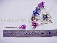 flower toothpick