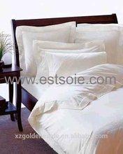 White 100% Silk Comforter