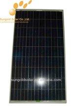 solar panel 220w Photovoltaic Solar Panel polycrystalline