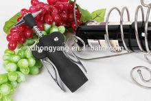 2015 ABS & Zinc alloy material corkscrew screw/corkscrew wine opener /corkscrew wedding favors