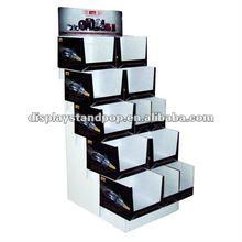 2012 hot sale custom shoe store display racks