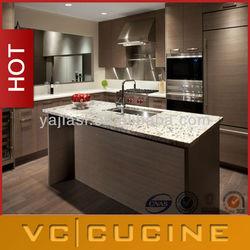 2015 new design wood kitchen cupboard