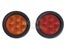 4 inch Round LED STT Light LED tail light truck trailer rear lights led