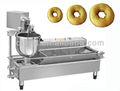 comercial mini freidora donut automática de la máquina