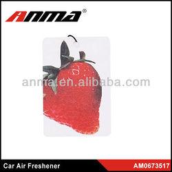 customer design soccer air freshener /glade car air freshener