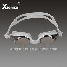 silicone swimming goggles anti-fog swim wear